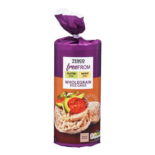 Tesco Rice Cakes - Wholegrain
