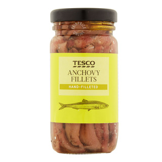 Tesco Anchovy Fillets