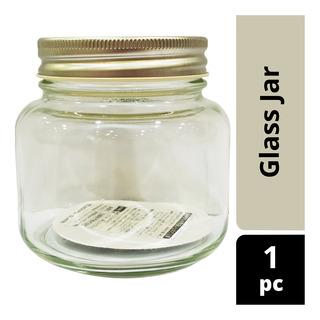 Imported Glass Jar