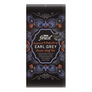 Tesco Finest Loose Leaf Tea - Earl Grey