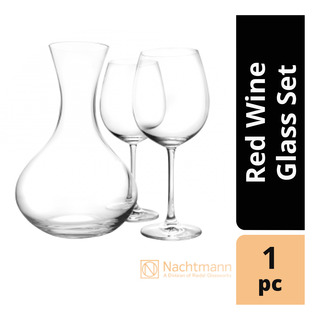 Nacthmann Decanter Red Wine Glass Set