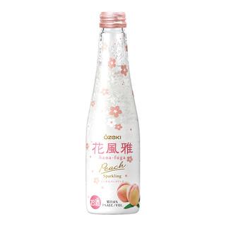 Ozeki Sparkling Liqueur Bottle Drink - Hana Fuga (Peach)