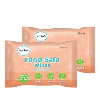 PurSoft Food-Safe Wipes
