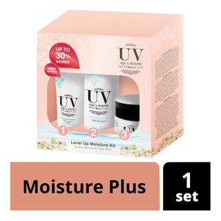 Follow Me UV Aqua White Moisture Kit - Level Up