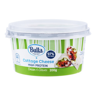 Wondrous Bulla Cottage Cheese Onion Chives 200G Fairprice Singapore Download Free Architecture Designs Scobabritishbridgeorg