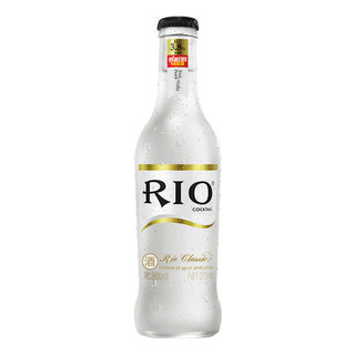 Rio Bottle Cocktail - Fruit Punch & Vodka