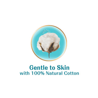 Silcot Premium Cotton Puffs
