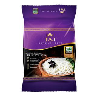 Taj Basmati Low GI Rice 5kg  FairPrice Singapore