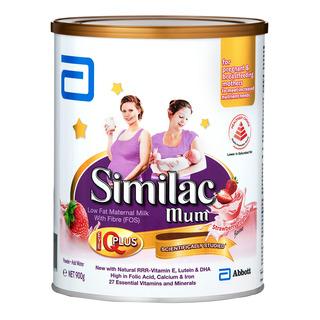 Abbott Similac Mum Maternal Milk Formula Strawberry Yoghurt