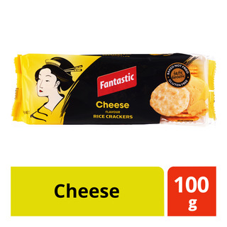 Fantastic Rice Cracker - Cheese
