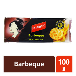 Fantastic Rice Cracker - Barbeque