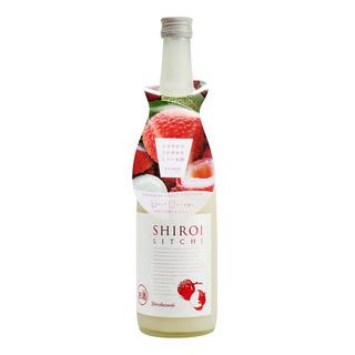 Kawaii Shiroi Japanese Fruit Liqueur - Litchi 720ml| FairPrice