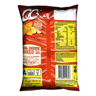 CC's Corn Chips - Tasty Cheese
