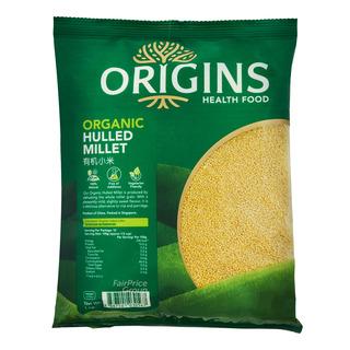 Origins Healthfood Organic Hulled Millet