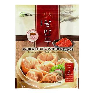I'm Mandoo Dumplings - Kimchi & Pork (Big Size)
