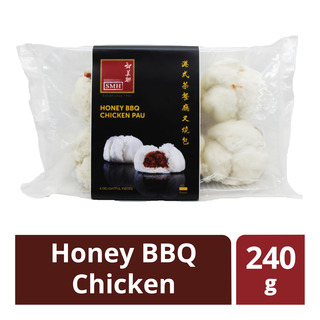 SMH Pau - Honey BBQ Chicken
