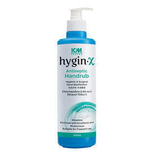 ICM Pharma Hygin X Antiseptic Handrub