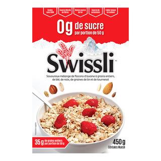 Swissli Muesli Cereal