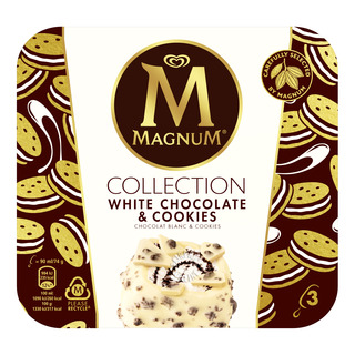 Magnum Ice Cream - Chocolate Cookie Crumble
