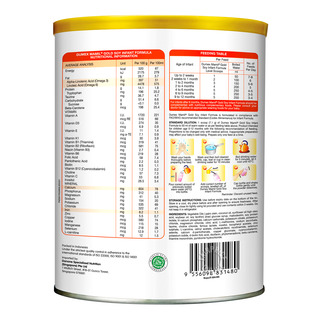 Dumex Mamil Gold Infant Soy Milk Formula