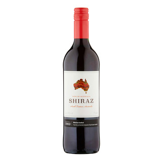 Tesco Red Wine - South Eastern Australia (Shiraz)