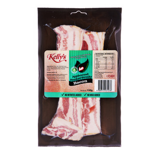 Kelly's Bacon - Applewood Smoked Streaky