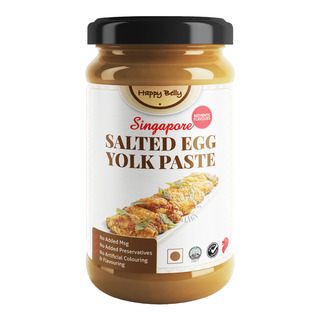 Happy Belly Singapore Paste - Salted Egg Yolk