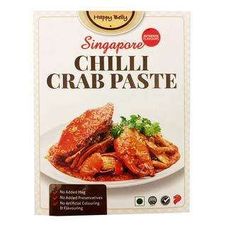 Happy Belly Singapore Paste - Chilli Crab