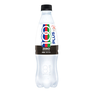 100 Plus Zero Sugar Bottle Drink - Original