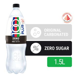 100 Plus Zero Sugar Bottle Drink - Original