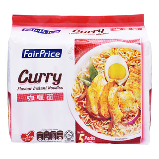 FairPrice Instant Noodles - Curry