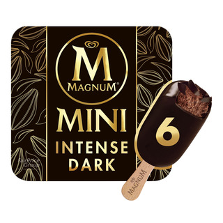 Magnum Mini Ice Cream - Intense Dark