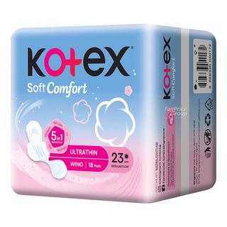 Kotex Soft & Smooth Air Super Ultrathin Pads-Regular(24cm)