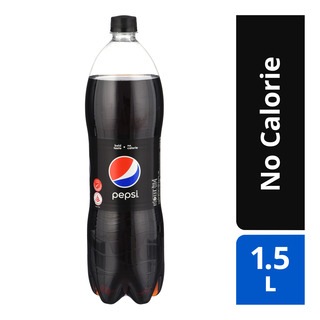 Pepsi Bottle Drink - No Calorie