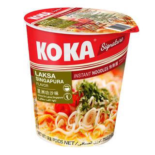 Koka Instant Cup Noodles - Laksa Singapura