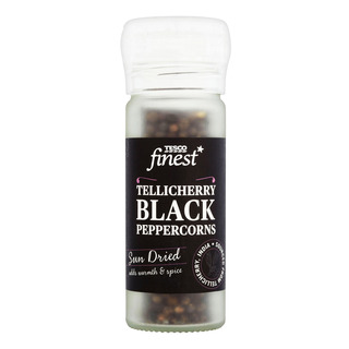 Tesco Finest Seasoning - Tellicherry Black Peppercorns