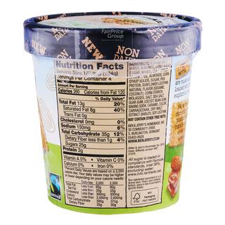Ben & Jerry's Non-Dairy Ice Cream - Caramel Almond Brittle