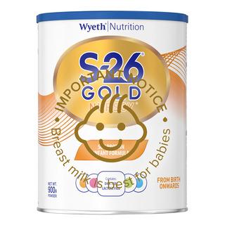 Wyeth S26 Nursoy Gold Soy Protein Infant Milk Formula