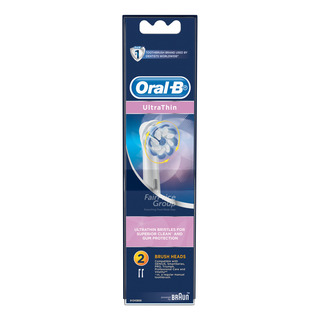 Oral-B Electric Toothbrush Head Refill - Ultra Thin