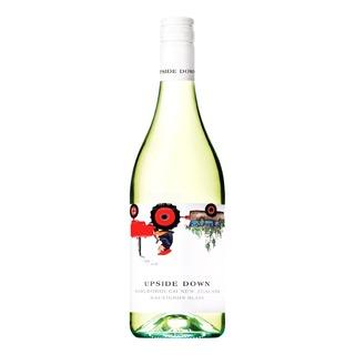 Upside Down White Wine - Sauvignon Blanc