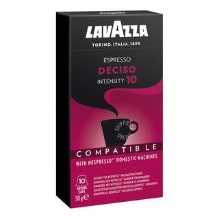 Lavazza Roasted Ground Coffee Capsules - Espresso Deciso