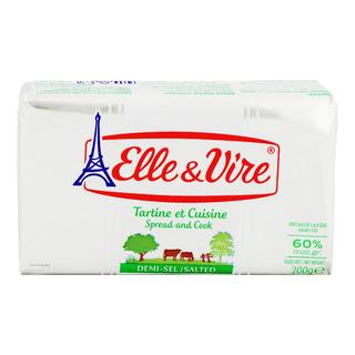 Elle & Vire Block Butter - Salted