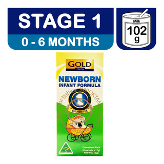 FairPrice Gold Newborn Infant Milk Formula - Stage 1