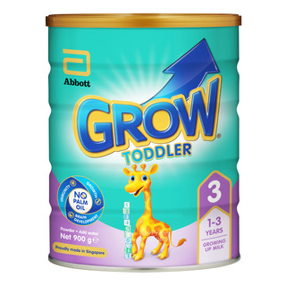 Abbott Grow Toddler Growing Up Milk Formula - Step 3