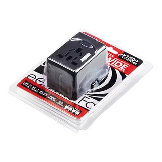 Morries USB Travel Adaptor (MS-S25)