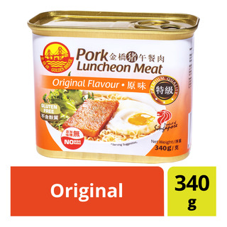 Golden Bridge Pork Luncheon Meat - Original