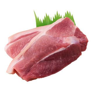 Australia Fresh Pork - Shoulder Lean Skin On (Twee Bah)