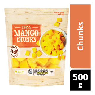 Tesco Frozen Mango Chunks