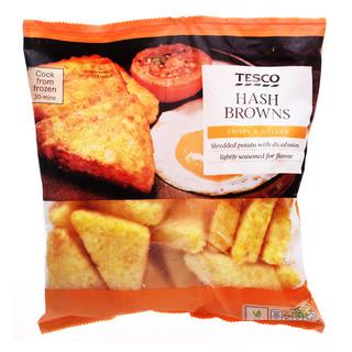 Tesco Frozen Hash Browns