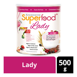 Kinohimitsu Superfood+ Drink Powder - Lady
